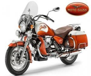 Puzle Moto Guzzi California 90, 2012