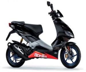 Puzle Moto Scooter