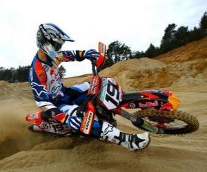 Puzle Motocross