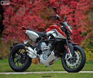 Puzle MV Agusta Rivale 800 2014