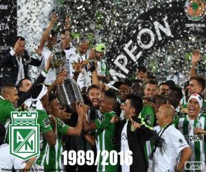 Puzle Nacional, Copa Libertadores 2016