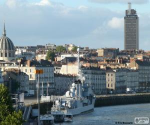 Puzle Nantes, França