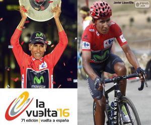 Puzle Nario Quintana, Volta à Espanha 16