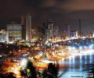 Puzle Natal, Brasil