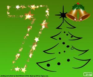 Puzle Natal, número 7