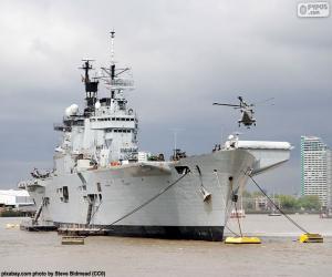 Puzle Navio de guerra
