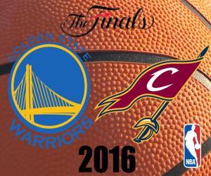 Puzle NBA finais 2016