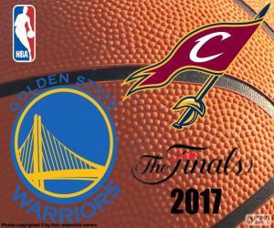 Puzle NBA finais 2017
