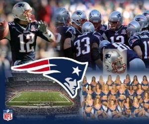 Puzle New England Patriots