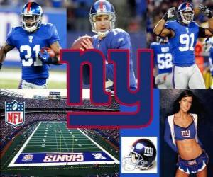 Puzle New York Giants