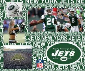 Puzle New York Jets