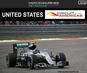 Puzle Nico Rosberg, GP Estados Unidos 16
