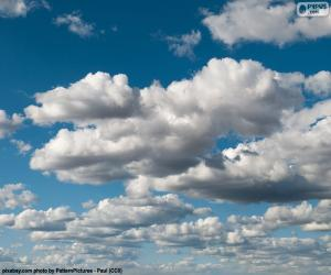 Puzle Nuvens