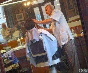Puzle O barbeiro