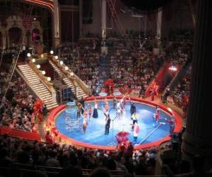 Puzle O circo