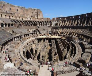 Puzle O Coliseu de Roma