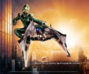Puzle O Duende Verde é um supervilão considerado um dos arquiinimigos do Homem-Aranha