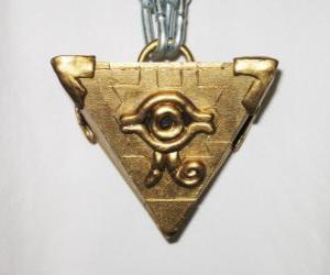 Puzle O Enigma do Milênio é um artefato do antigo Egito