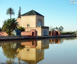 Puzle O Menara, Marrocos
