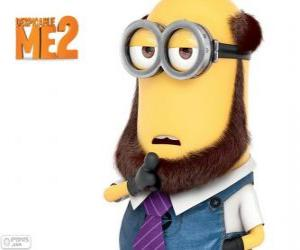 Puzle O minion Tim