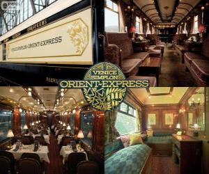 Puzle O Venice Simplon Orient - Express