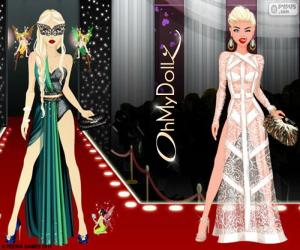 Puzle Oh My Dollz desfile