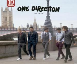 Puzle One Thing, One Direction
