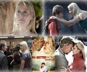 Puzle Oscar 2011 - Melhor Filme de Língua Estrangeira: Susan Bier - In a better world - (Dinamarca)