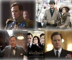 Puzle Oscar 2011 - Melhor Filme: O Discurso do Rei