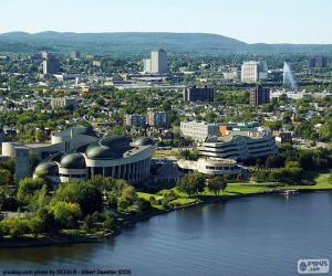 Puzle Ottawa, Canadá