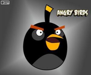 Puzle Pássaro Preto (Black Bird)