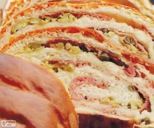 Puzle Pão de presunto, Venezuela