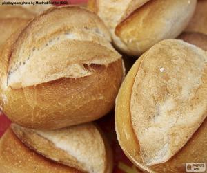 Puzle Pão francês