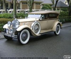 Puzle Packard 740 S. Eight (1930)