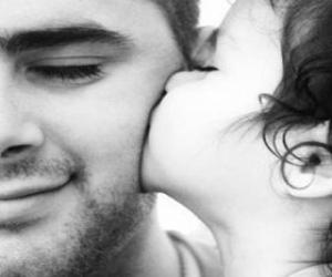 Puzle Pai ganha um beijo e um abraço de sua filha
