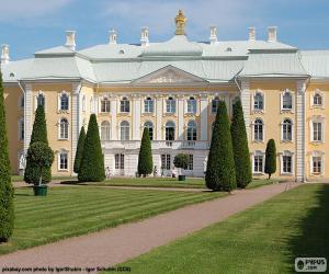 Puzle Palácio de Peterhof, Rússia
