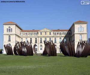 Puzle Palácio do Pharo, França