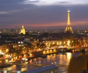 Puzle Paris, França
