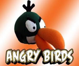 Puzle Pássaro Verde (Green Bird), o efeito bumerangue das aves