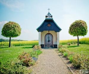 Puzle Pequena capela