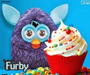 Puzle Pequeno-almoço do Furby