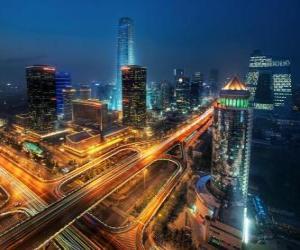 Puzle Pequim, China