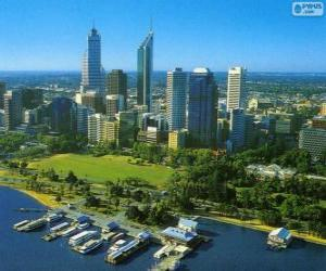 Puzle Perth, Austrália
