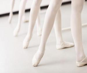 Puzle Pés de ballerinas