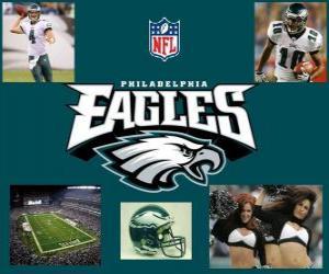 Puzle Philadelphia Eagles
