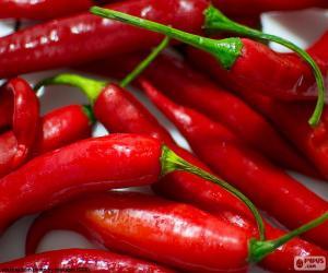Puzle Pimentas chili