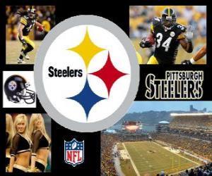 Puzle Pittsburgh Steelers