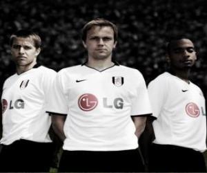 Puzle Plantel de Fulham F.C