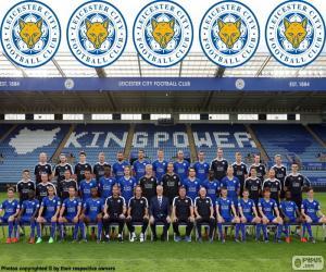 Puzle Plantel de Leicester City 2015-16