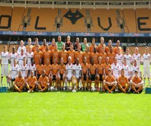 Puzle Plantel de Wolverhampton Wanderers F.C. 2009-10